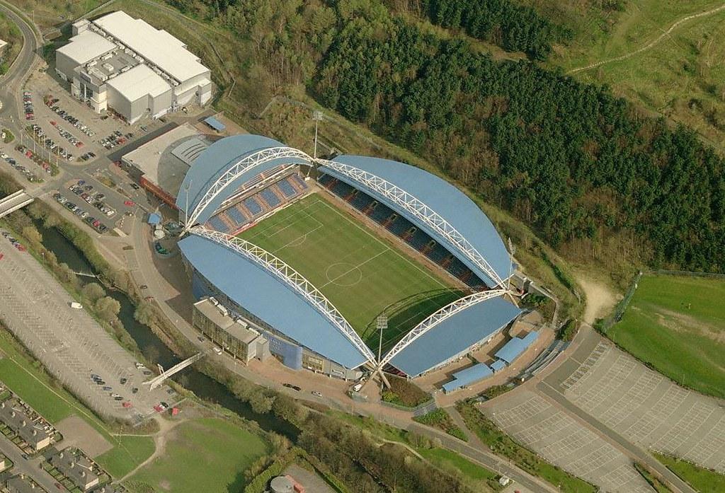 Huddersfield Town - McAlpine Stadium - The John Smith's Stadium