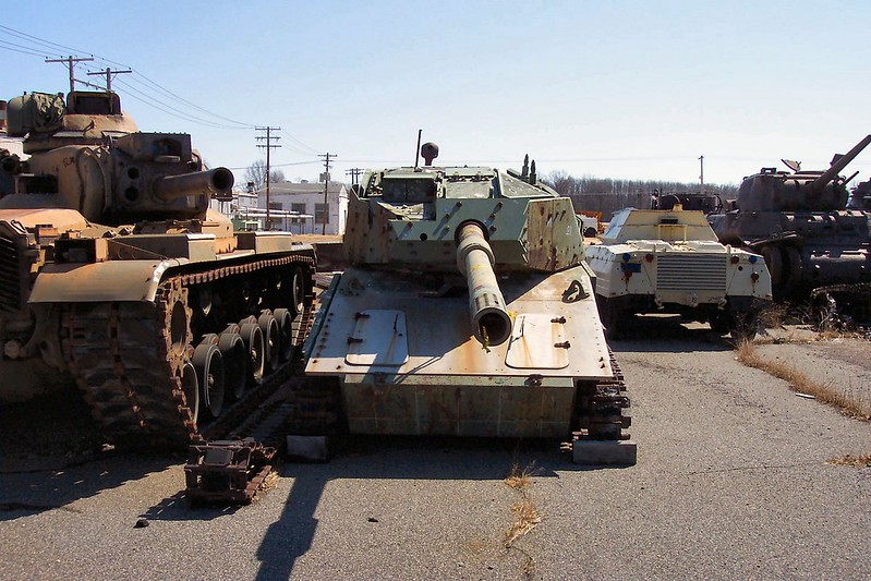 XM-8 Armored Gun System 3