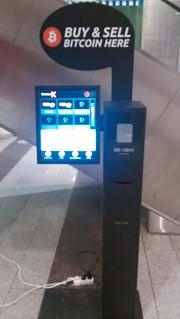 Bitcoin ATM in Kamppi | by ::Tanty::