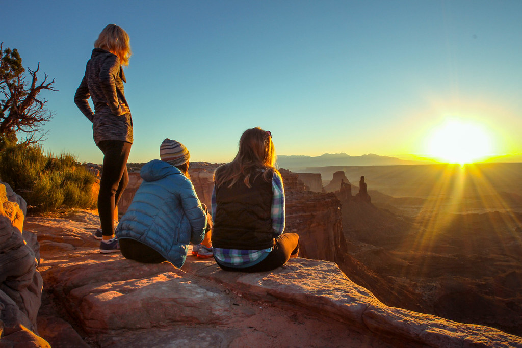 Girls trip to Moab