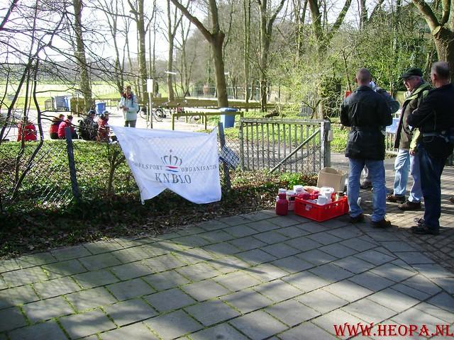 02-03-2008   Zandvoort 20km  De kwallentrappertocht (8)