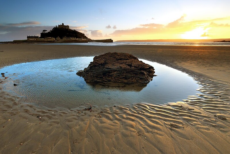 Mounts Bay, West Cornwall