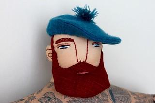 Summer man in a kilt | by Mimi K