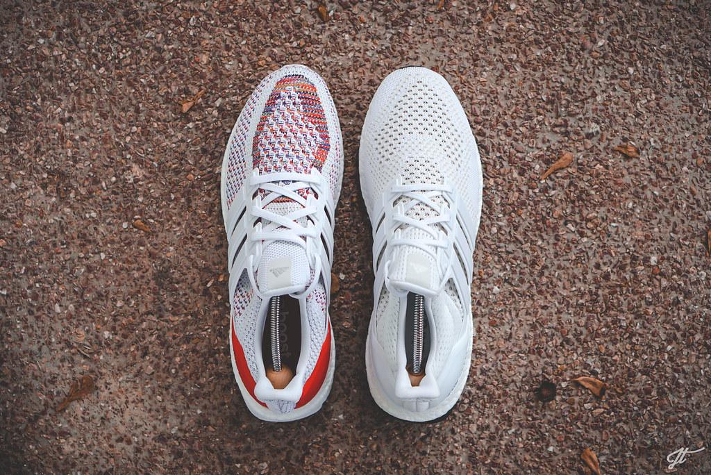 71725d92cd1 ... Adidas Ultra Boost - Multicolor x White 1.0