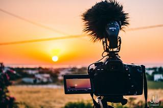 Video Shooting Siunrises | by Jim Makos