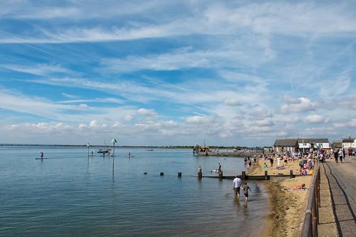 2016 england essex essexcoast fujix20 fujifilmx20 leighonsea oldleigh riverthames thamesestuary uk beach coast coastline shore shoreline