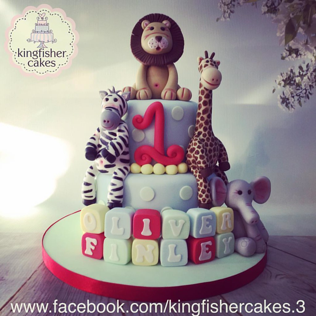 Miraculous Another Of The Weekends Cakes Twin Boys 1St Birthday Cake Personalised Birthday Cards Bromeletsinfo