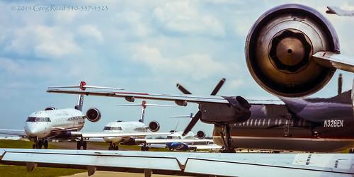 kclt clt jets turboprops crj 8 dash8 dhc8 aviation flight charlottedouglasinternationalairport