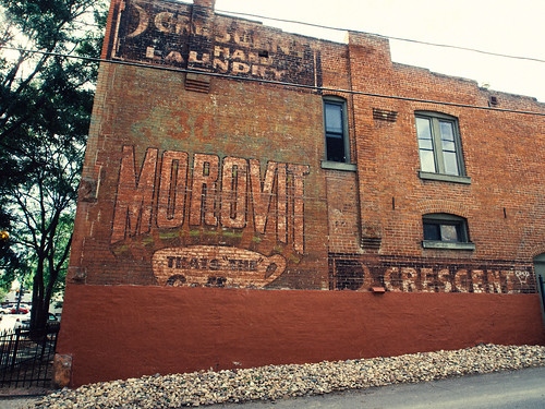 { Morovit Coffee | Crescent Laundry } | by Web-Betty