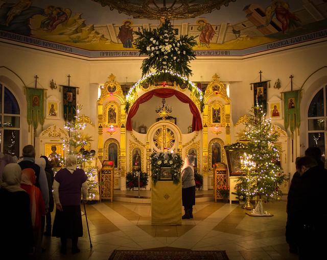 6-7 января 2015. Рождество Христово