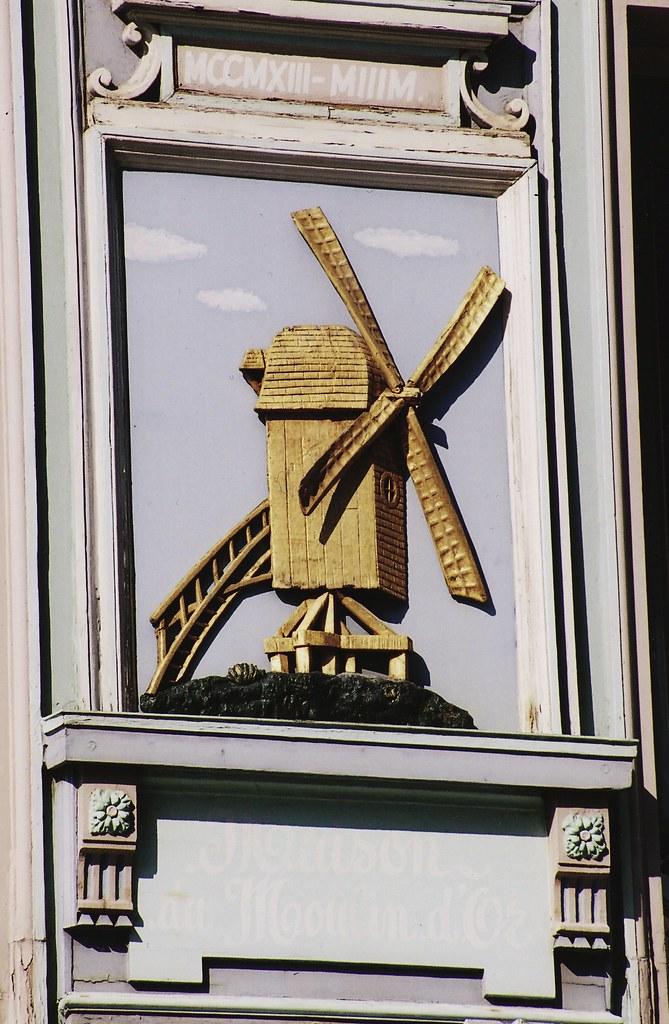 Le Moulin d'Or