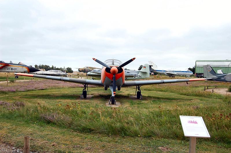 Piaggio P-149D 2