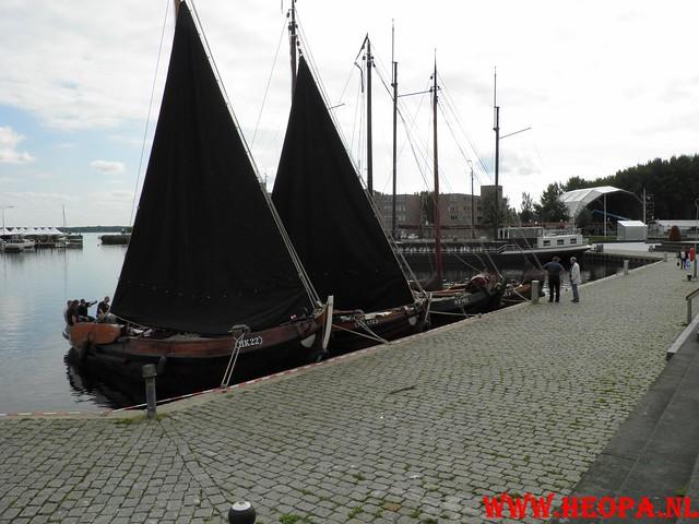 01-09-2011 Almere  Wandeling 20 Km  (8)