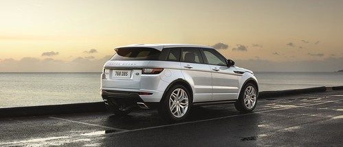 2016 model year Range Rover Evoque | by landrovermena