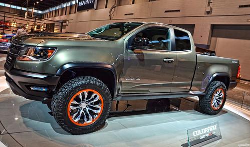 2015 Chevrolet Colorado ZR2 Photo