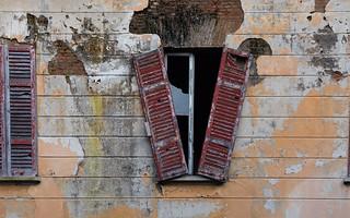 Asylum Window | by Federico Limonta