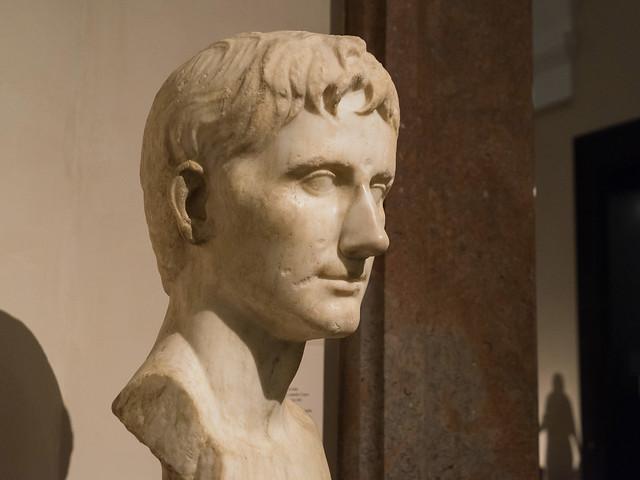 Julio-Claudians: Augustus at the Prado I