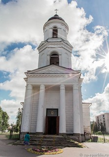 Литургия в Ильинском соборе 35