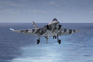 F-35C Development Test III   by Lockheed Martin