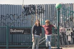 STFU @ Bushwick Subway