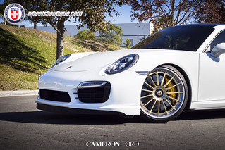 Porsche 991 Turbo S on HRE RS103 | by wheels_boutique