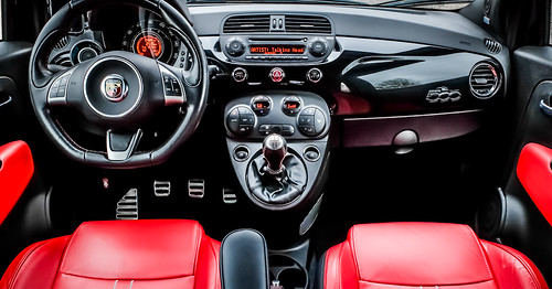 Fiat Abarth... | by ThingsAbove