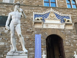 Statue of David Replica Florence Italy | by Tips For Travellers