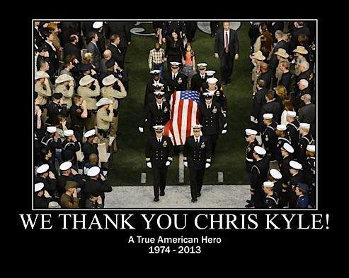 Chris Kyle American Sniper | RIP Died trying to help other v… | Flickr