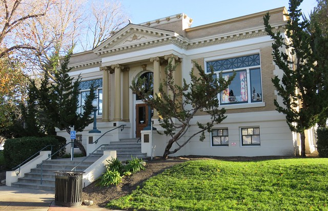 Old Carnegie Library (Livermore, California)