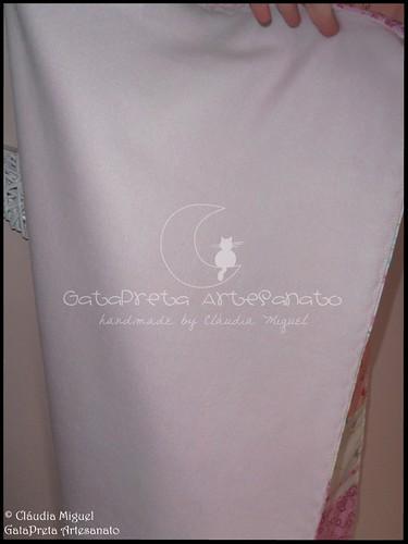 Colcha cama de grades Blooming Fairies II-5   by GataPreta Artesanato