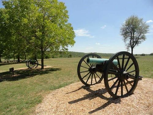 Wilson's Creek Battlefield Missouri