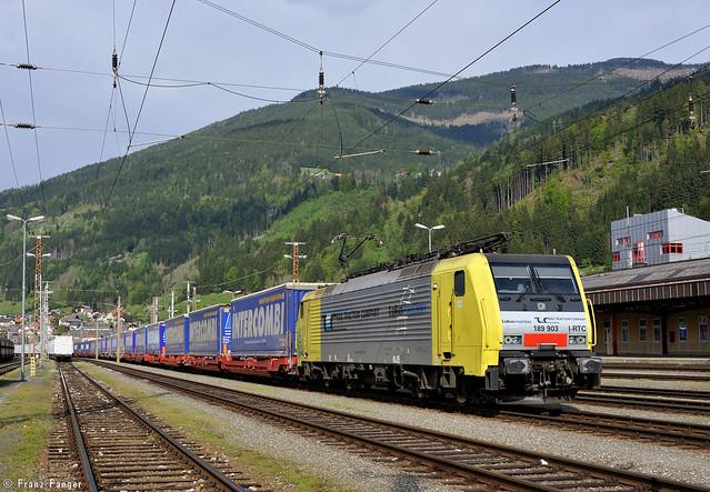 Lokomotion 189 903 in Selzthal, 01.05.2014