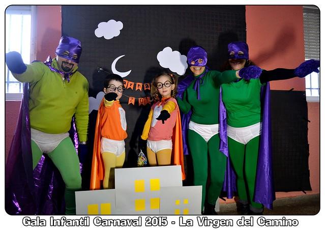 Gala Infantil Carnaval 2015