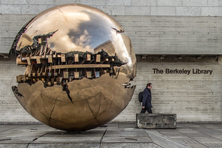 The Berkeley Library Sphere | by Virtual - MostlyVirtual.COM