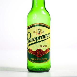 Pilsner Showdown Beers - Pivovary Staropramen - Staropramen Premium / Ležák | by fourbrewers