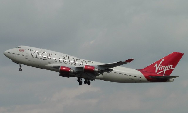 Virgin Atlantic G-VBIG