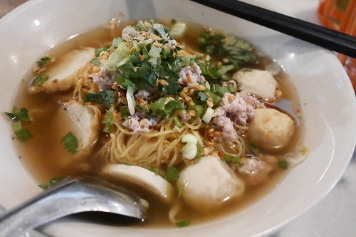 """Tom Yum """"Bolarn"""" Noodle 