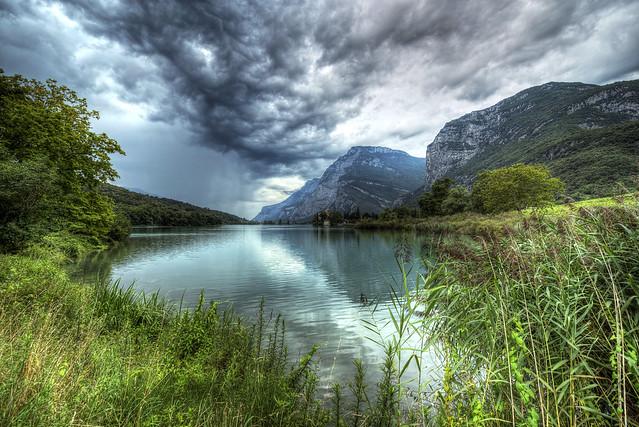 Lago di Toblino - Italia