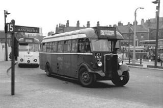 1947 AEC 0662 Regal-Roe B32F.