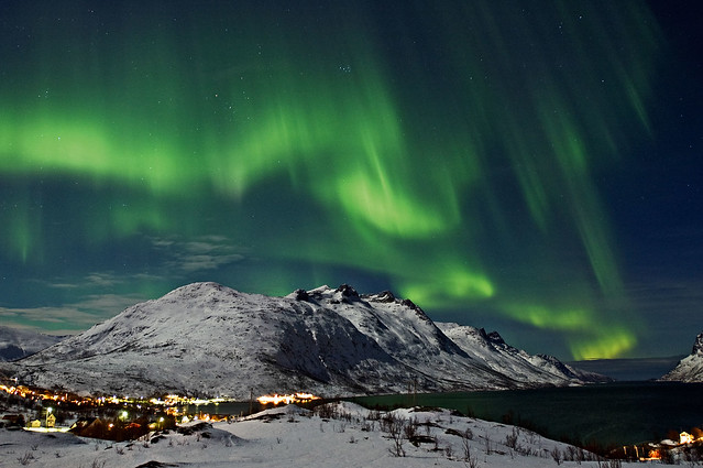 Hurtigruten Arctic adventure - Northern Lights