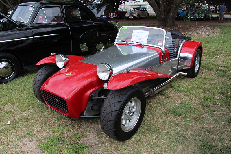 1962 Lotus Super Seven Series 2