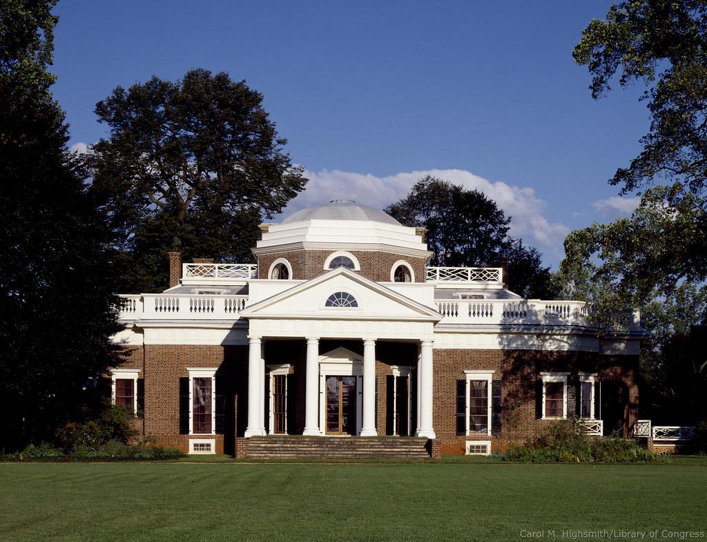 Astounding Monticello Thomas Jeffersons Home Monticello Thomas Jef Download Free Architecture Designs Parabritishbridgeorg