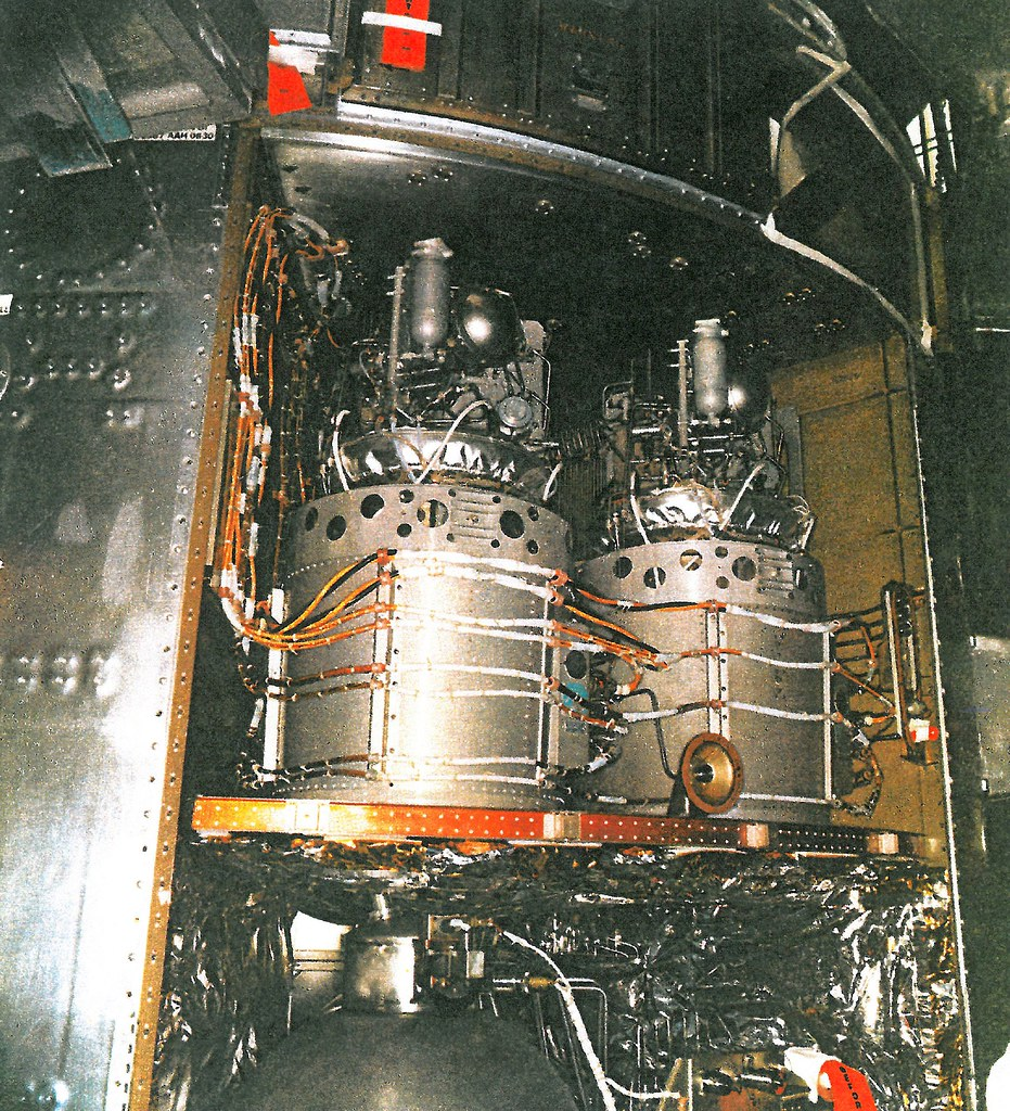 A13 0056 Fuel Cell Shelf Of Apollo 13 At The Factory6 15 7