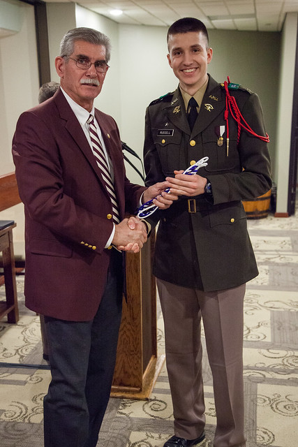 2015 O.R. Simpson Honor Society Induction Ceremony
