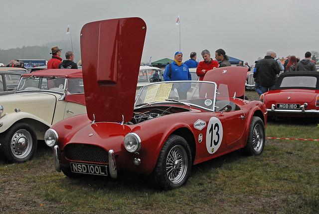 1971 Cobra  - Stirling Classics 2013