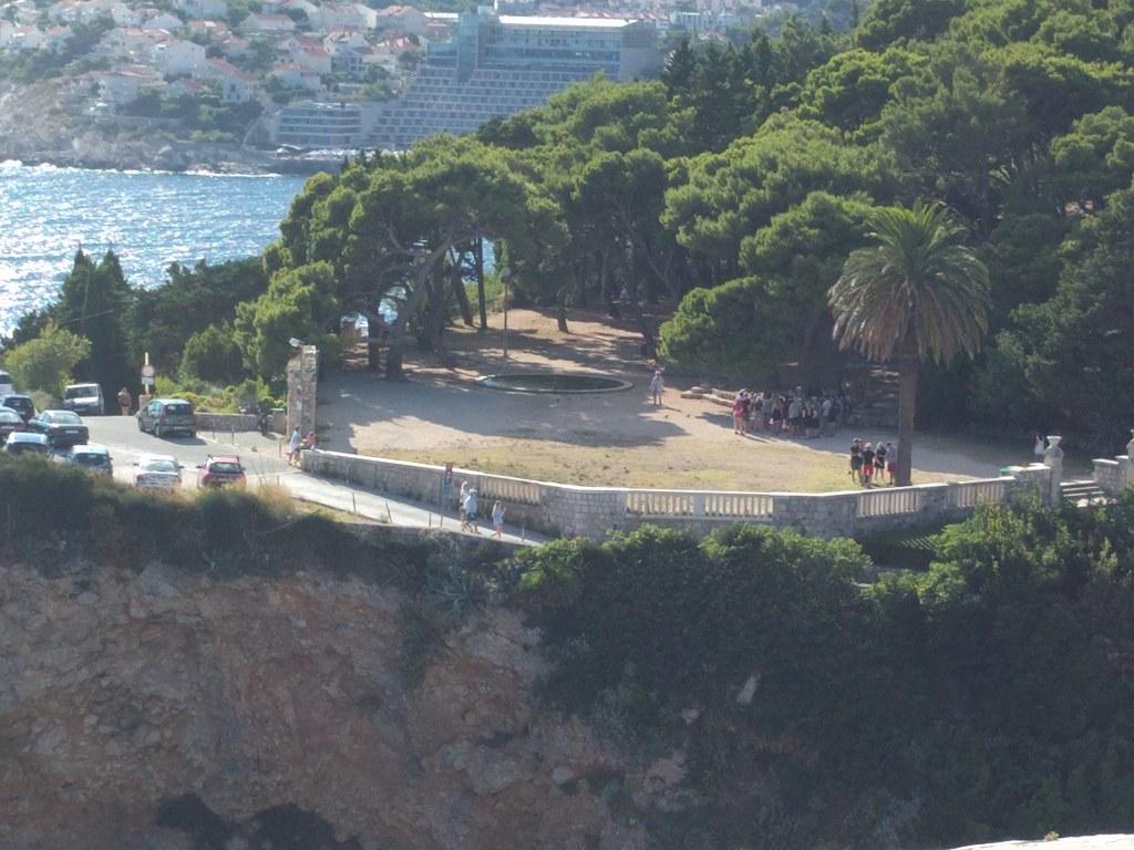 Dubrovnik Car Park
