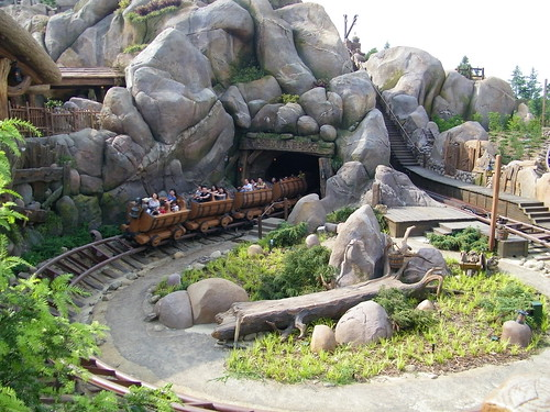Seven Dwarfs Mine Train | by coconut wireless