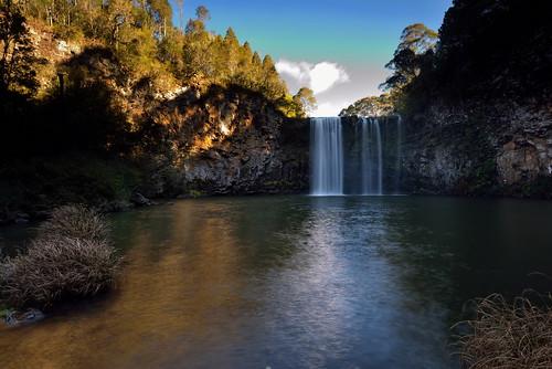 landscape waterfall newengland australia newsouthwales aus dorrigo waterfallway nikon1635mmf4 nikond750