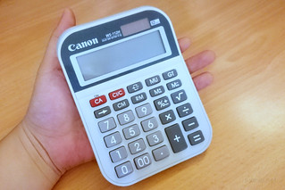 Calculator in my hand | by suanie