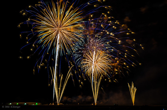 EAA Saturday Fireworks 04
